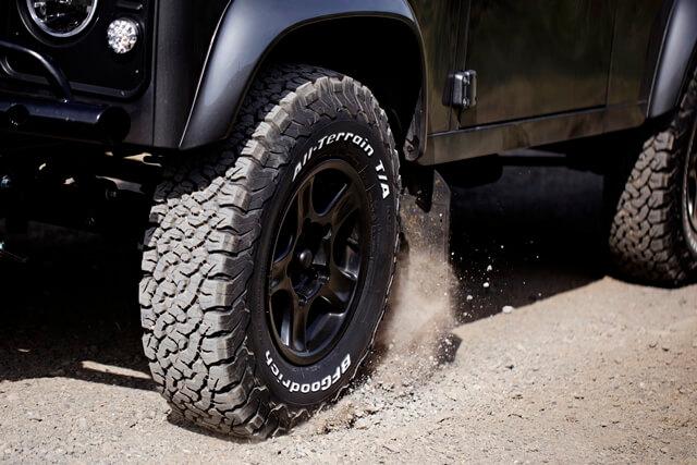 comment choisir les meilleurs pneus pour son véhicule 4x4