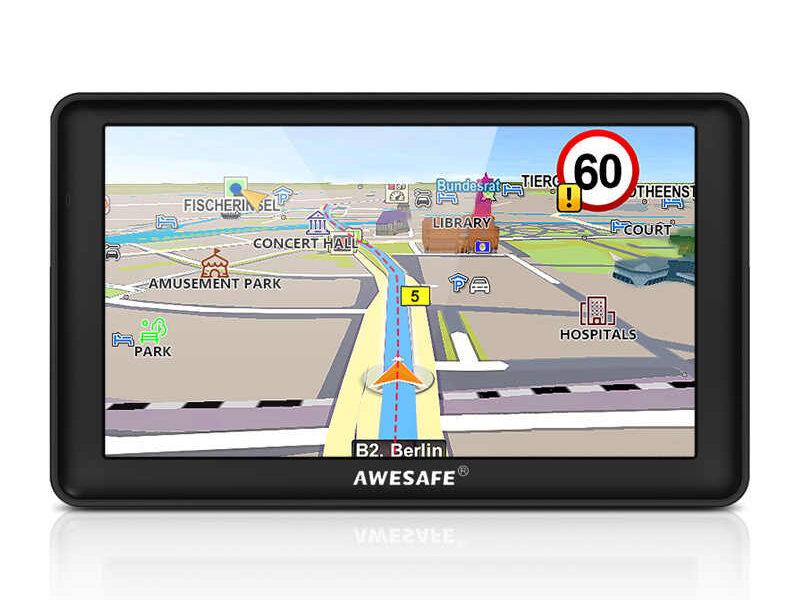 GPS auto AWESAFE
