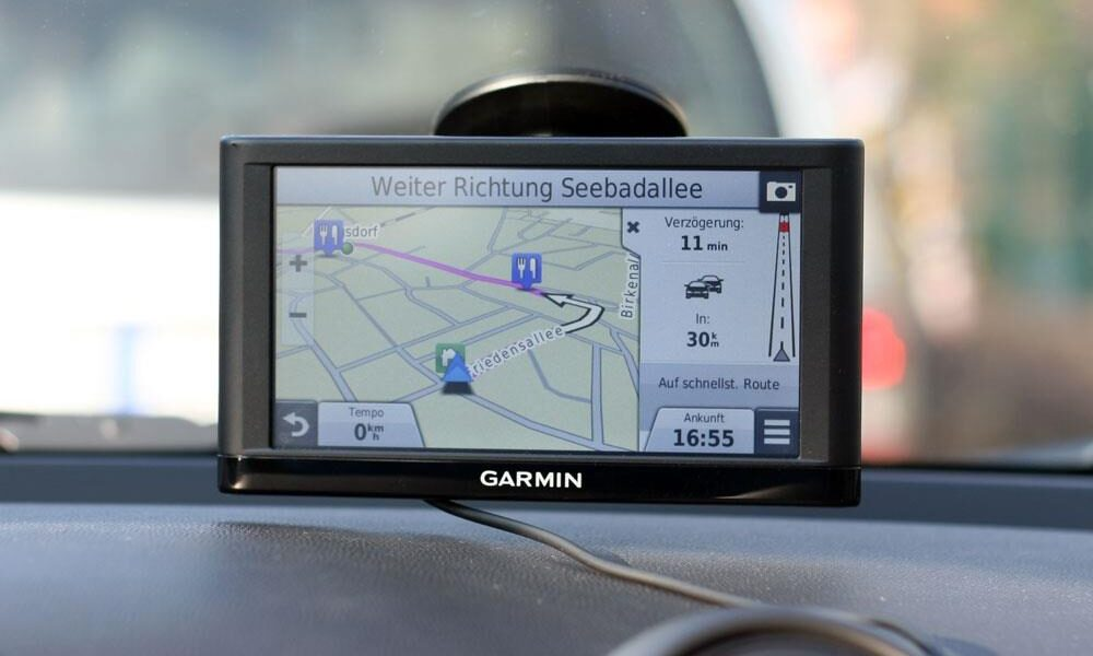 GPS auto Garmin