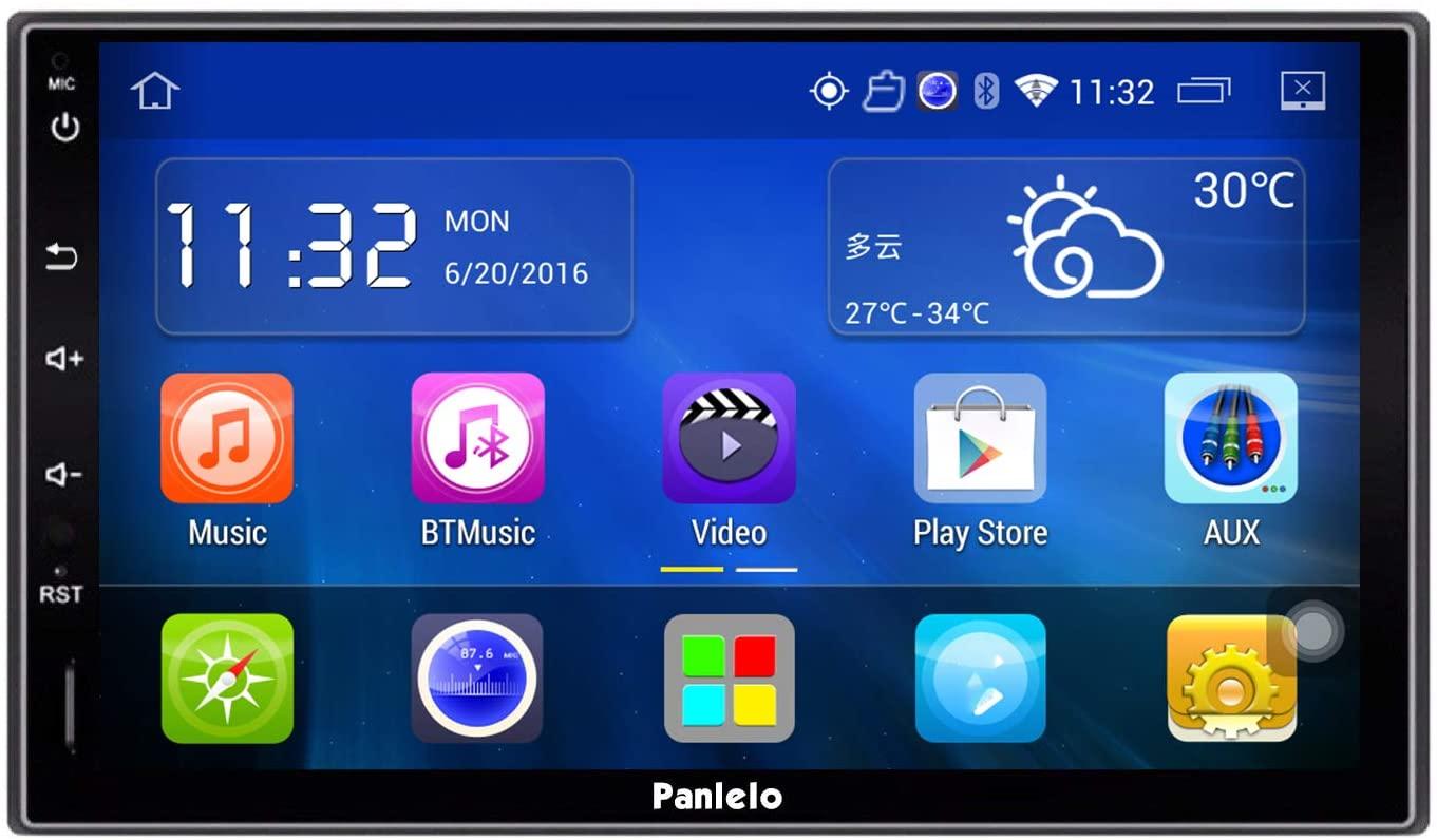 GPS auto PA09, Android 6.0 Panlelo