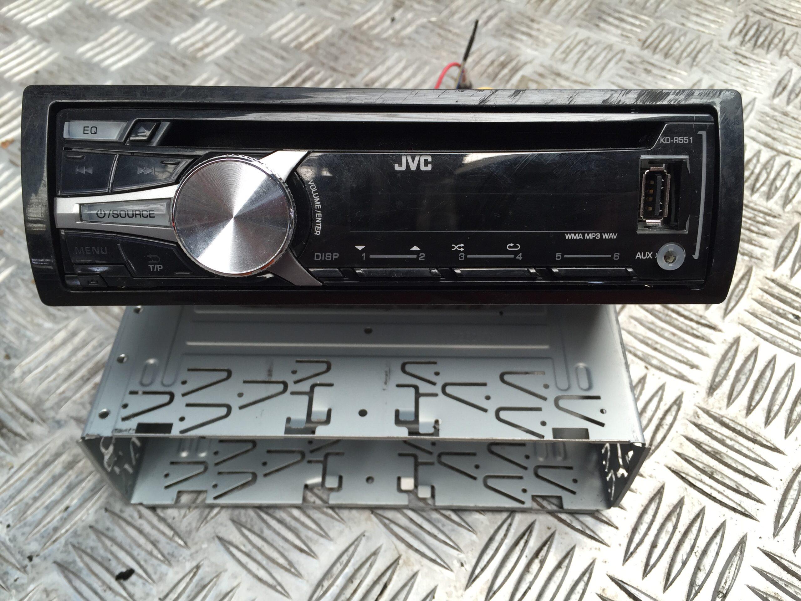 Avis JVC autoradio : choisir le meilleur