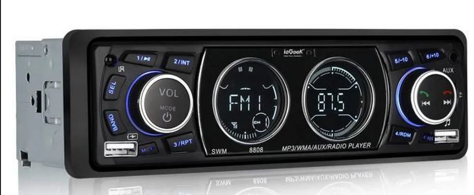 autoradio Bluetooth ieGeek radio mp3