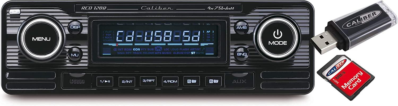 autoradio Caliber RCD-110 CD/USB Classic