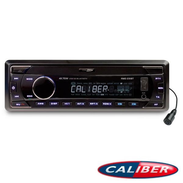 autoradio Caliber RMD231BT