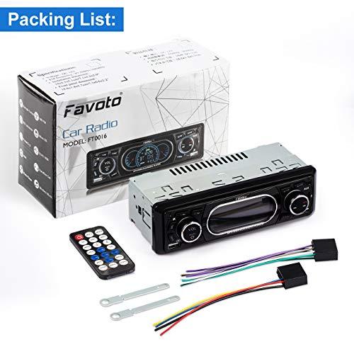 autoradio Favoto FT0016_EU