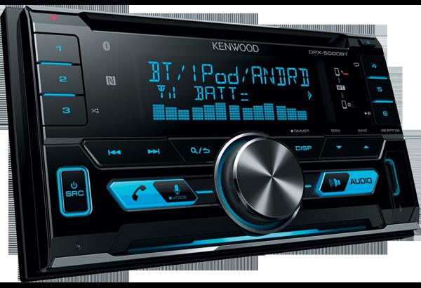 autoradio Kenwood DPX - 5000BT