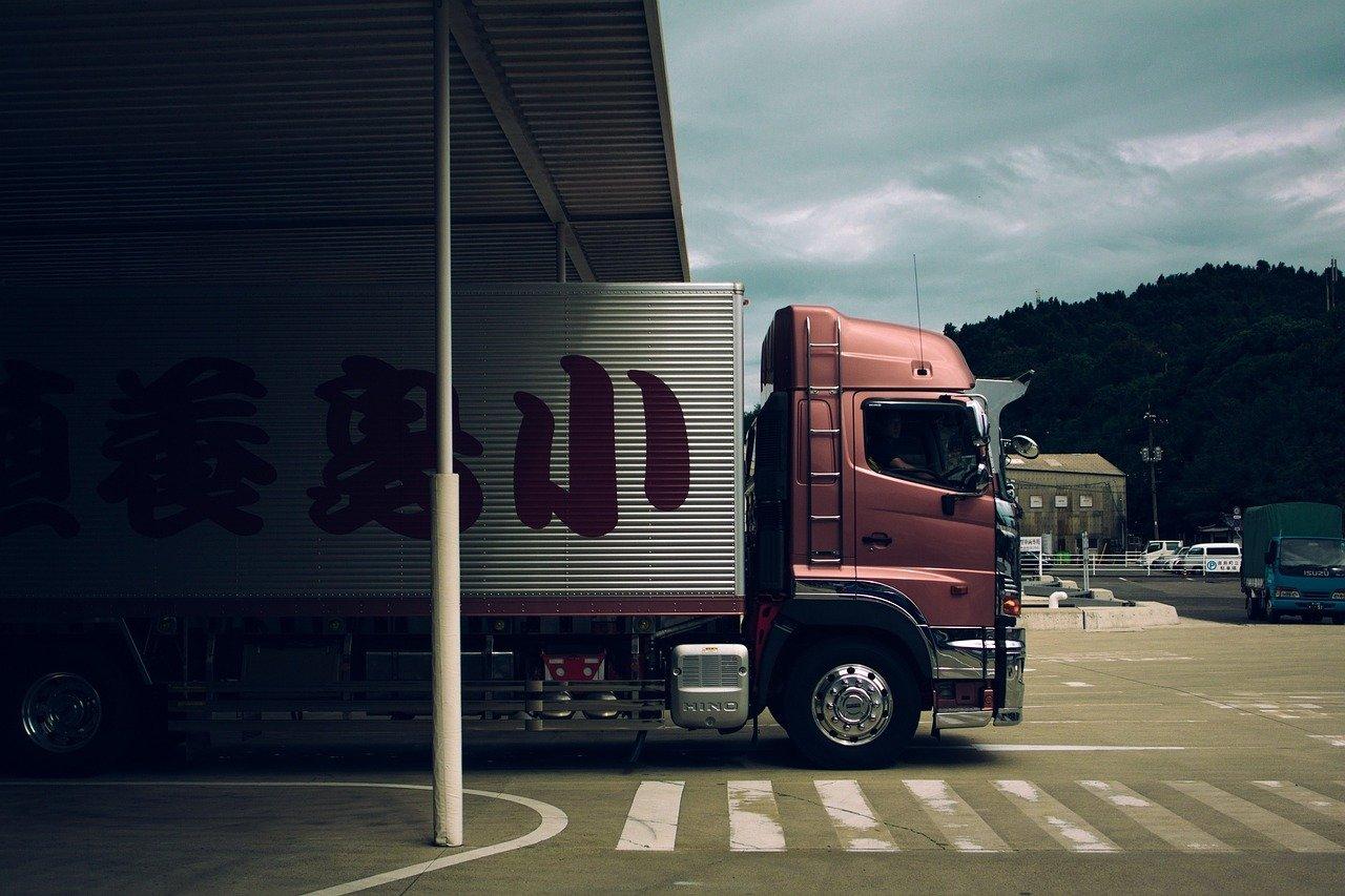 équipement camion